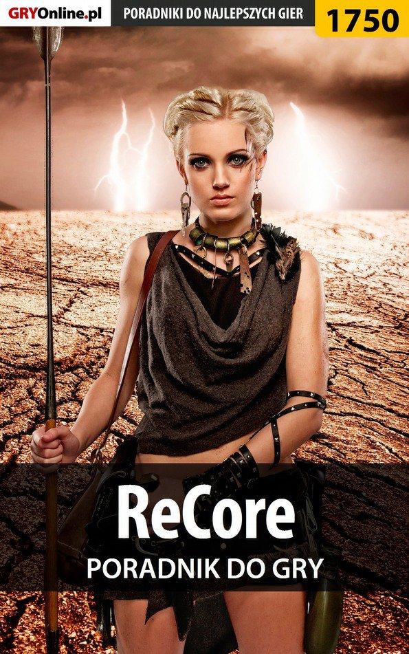 ReCore - poradnik do gry - Ebook (Książka EPUB) do pobrania w formacie EPUB