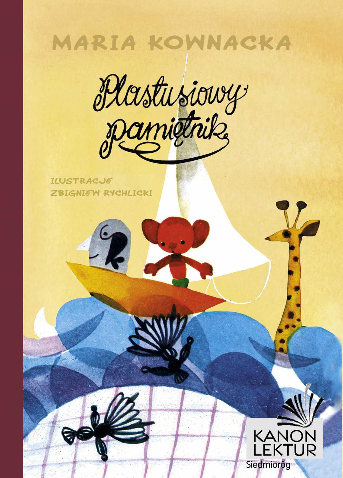 Plastusiowy Pamiętnik - Ebook (Książka EPUB) do pobrania w formacie EPUB