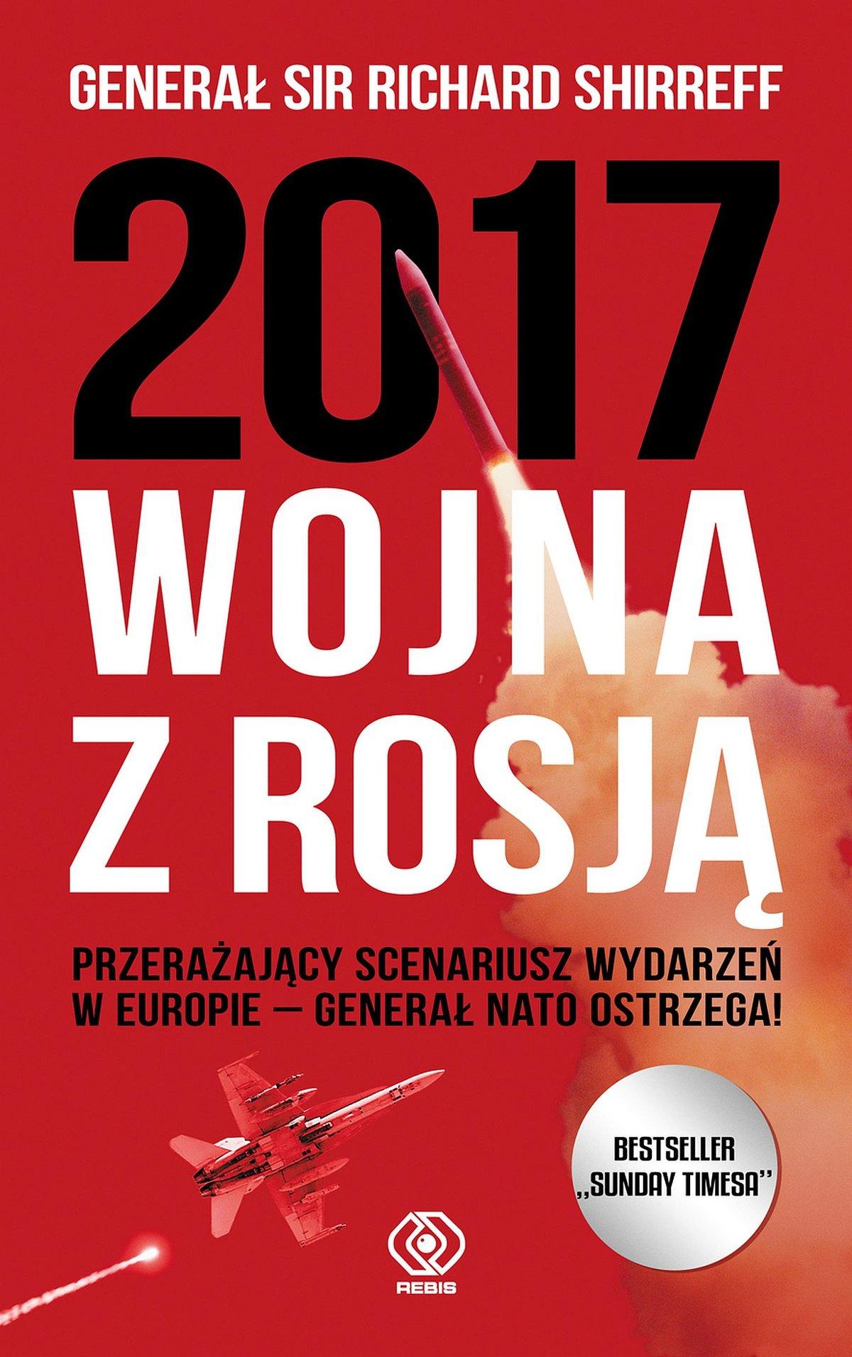 2017: Wojna z Rosją - Ebook (Książka EPUB) do pobrania w formacie EPUB