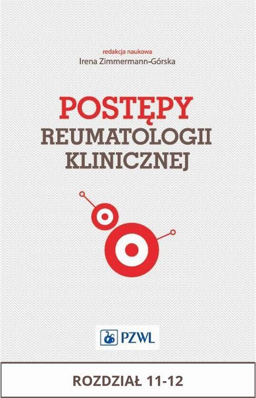 Postępy reumatologii klinicznej. Rozdział 11-12 - Ebook (Książka na Kindle) do pobrania w formacie MOBI