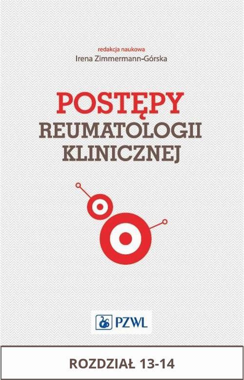 Postępy reumatologii klinicznej. Rozdział 13-14 - Ebook (Książka na Kindle) do pobrania w formacie MOBI