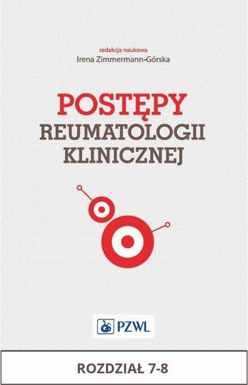 Postępy reumatologii klinicznej. Rozdział 7-8 - Ebook (Książka na Kindle) do pobrania w formacie MOBI