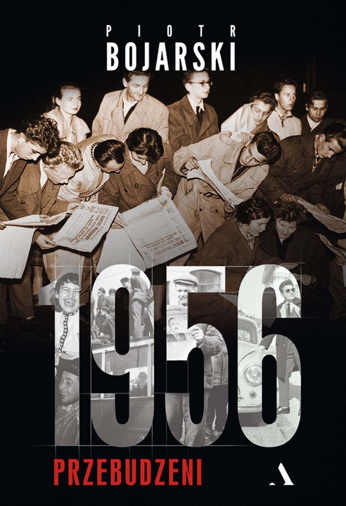 1956. Przebudzeni - Ebook (Książka na Kindle) do pobrania w formacie MOBI