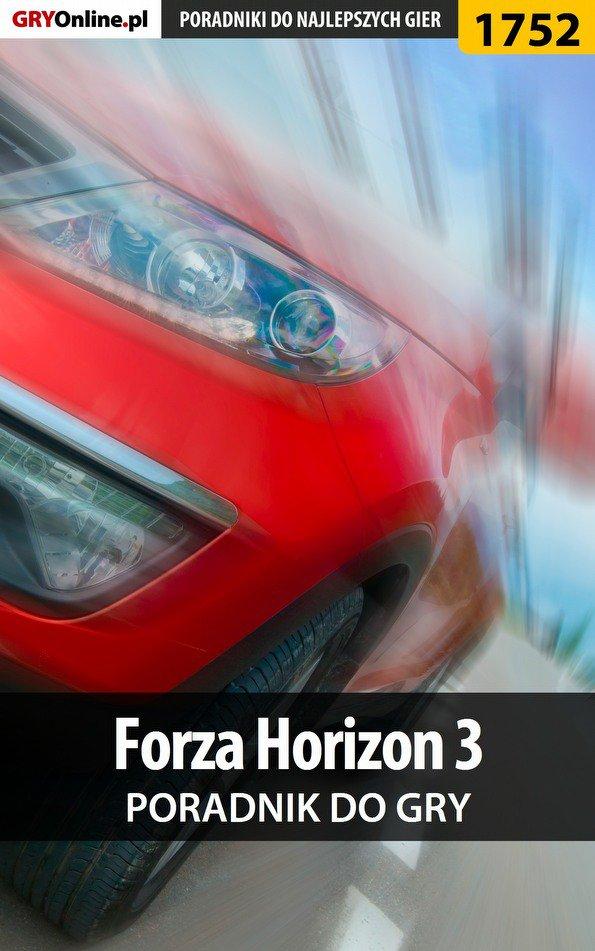 Forza Horizon 3 - poradnik do gry - Ebook (Książka PDF) do pobrania w formacie PDF