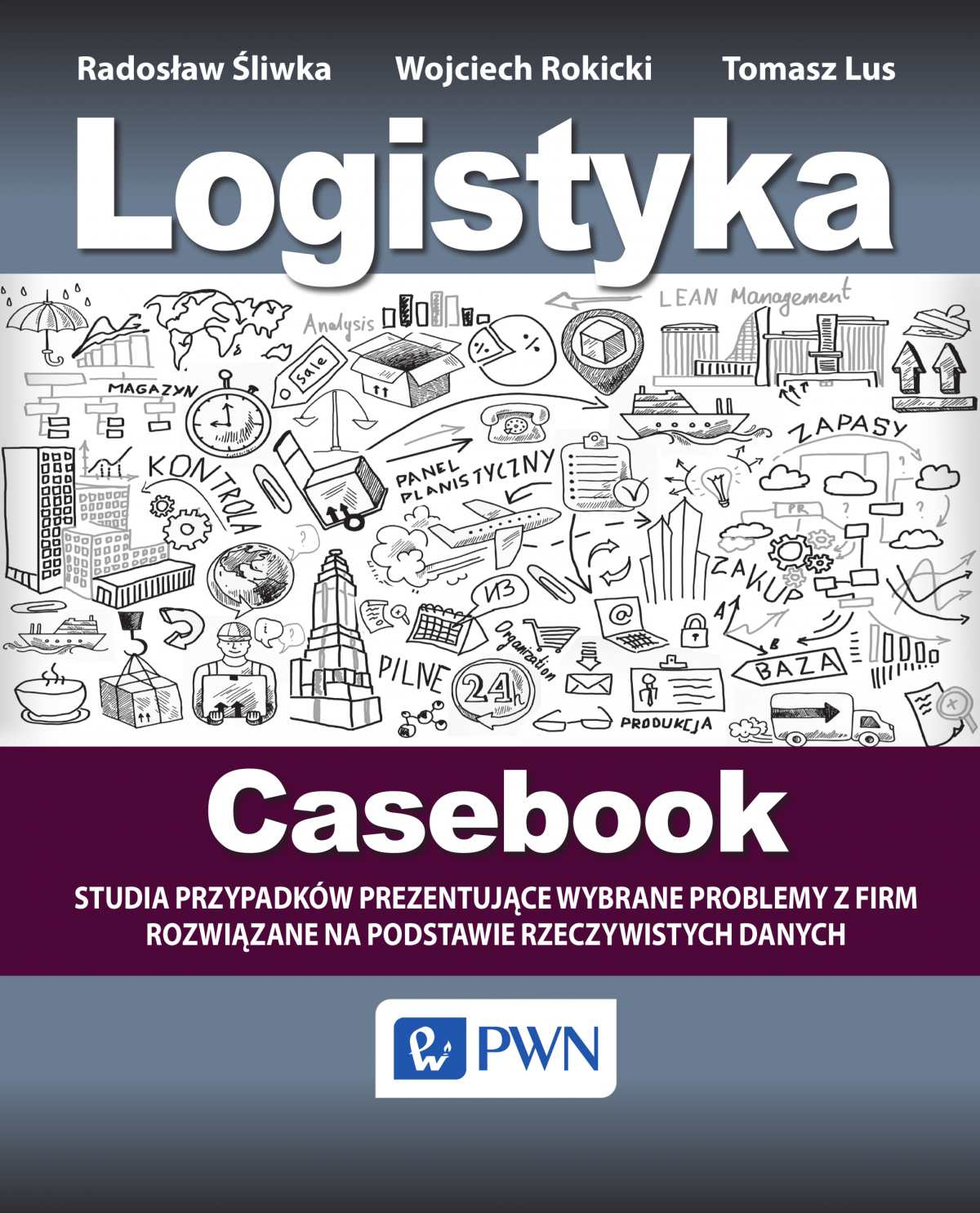 Logistyka - Casebook - Ebook (Książka na Kindle) do pobrania w formacie MOBI