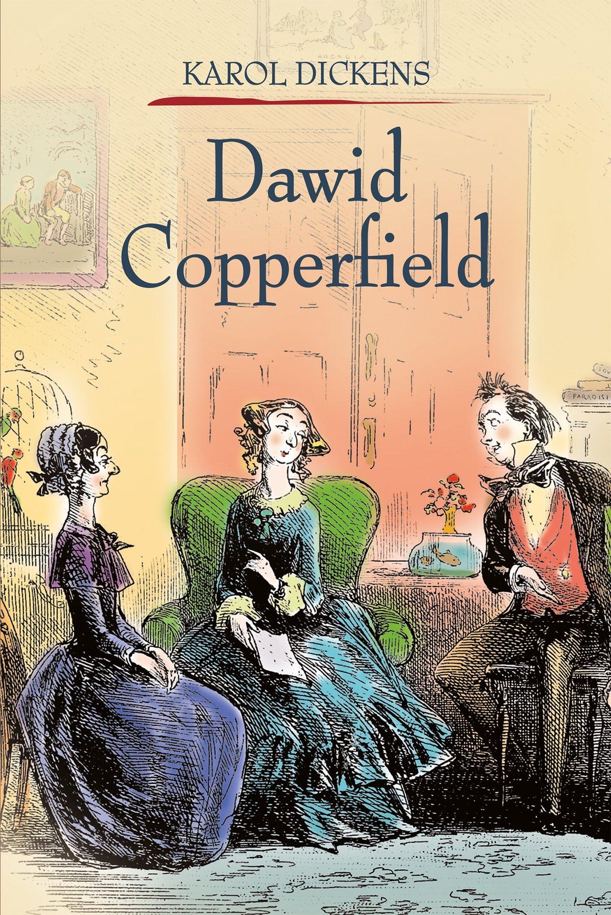 Dawid Copperfield. Tom 2 - Ebook (Książka EPUB) do pobrania w formacie EPUB