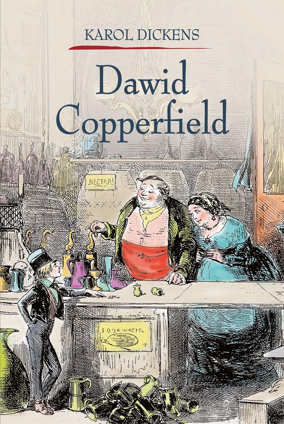 Dawid Copperfield. Tom 1 - Ebook (Książka na Kindle) do pobrania w formacie MOBI