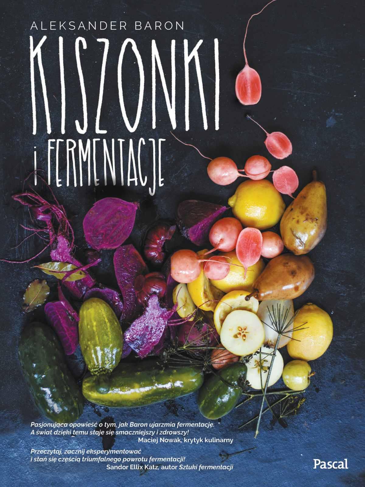 Kiszonki i fermetnacje - Ebook (Książka EPUB) do pobrania w formacie EPUB