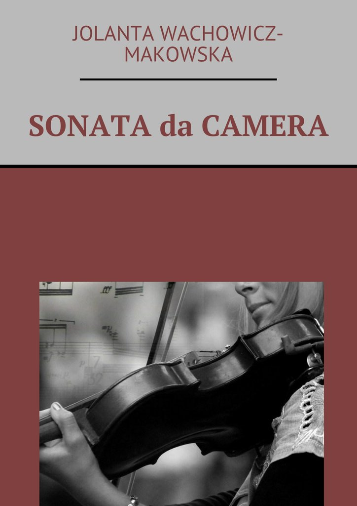 Sonata da camera - Ebook (Książka na Kindle) do pobrania w formacie MOBI