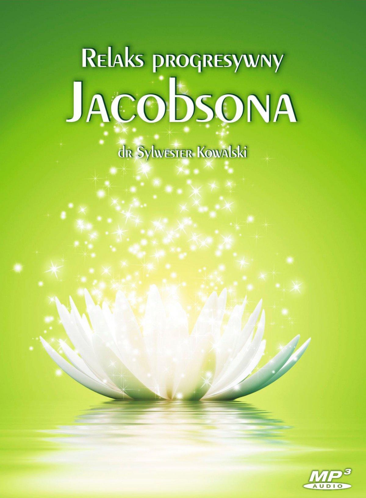 Relaks progresywny Jacobsona - Audiobook (Książka audio MP3) do pobrania w całości w archiwum ZIP