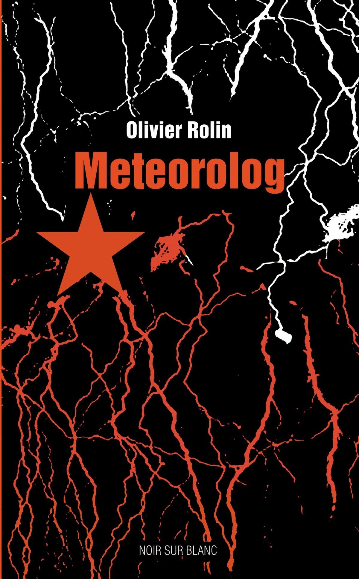 Metereolog - Ebook (Książka EPUB) do pobrania w formacie EPUB