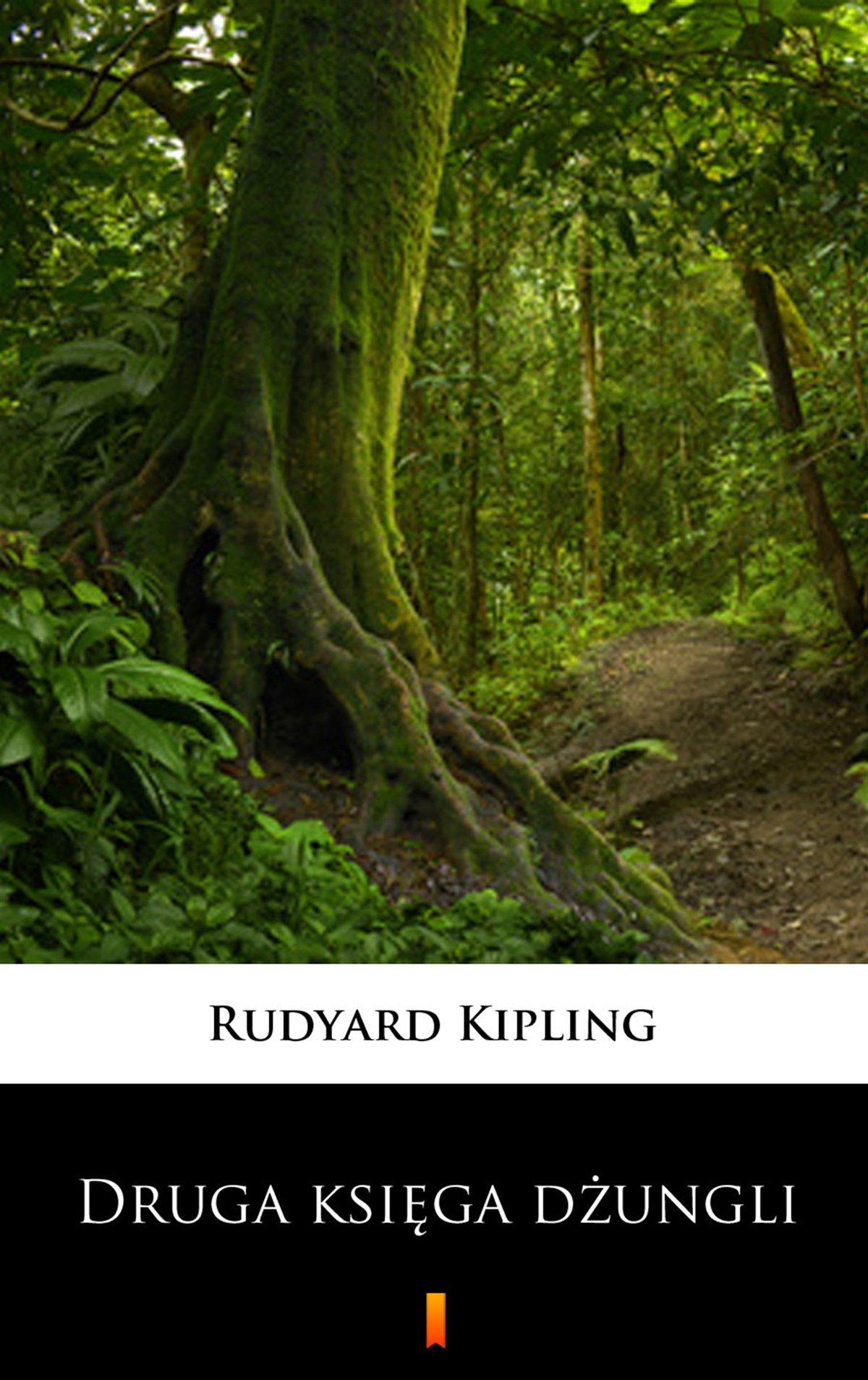 Druga księga dżungli - Ebook (Książka EPUB) do pobrania w formacie EPUB