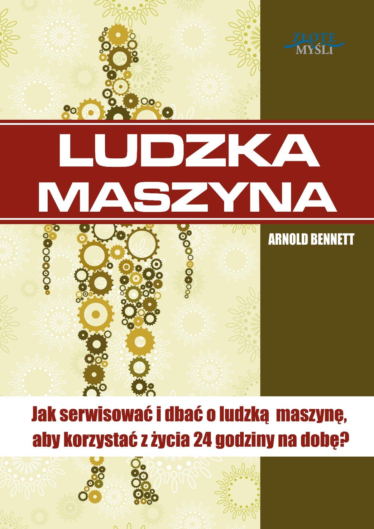 Ludzka maszyna - Audiobook (Książka audio MP3) do pobrania w całości w archiwum ZIP