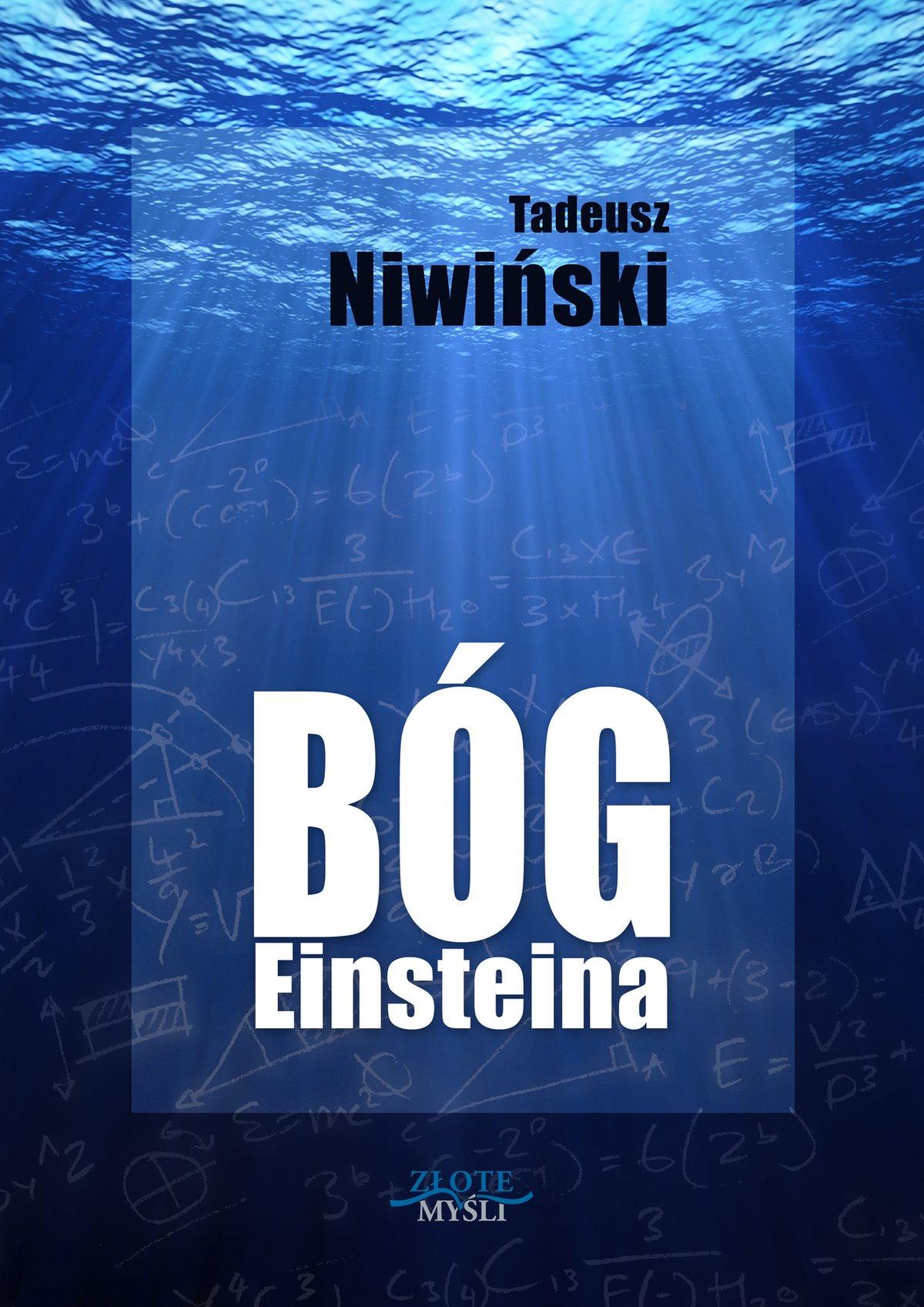 Bóg Einsteina - Audiobook (Książka audio MP3) do pobrania w całości w archiwum ZIP