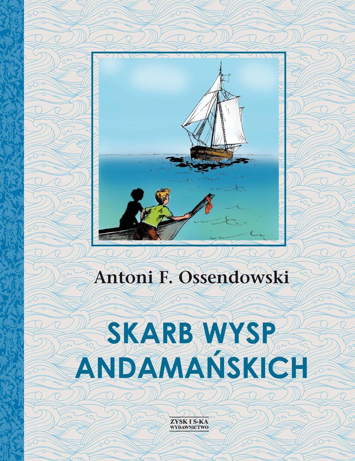 Skarb Wysp Andamańskich - Ebook (Książka na Kindle) do pobrania w formacie MOBI