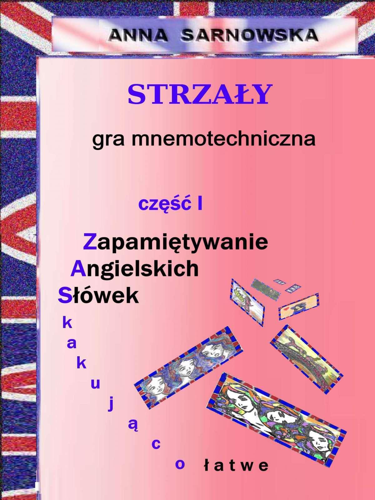 Strzały - gra mnemotechniczna - Ebook (Książka PDF) do pobrania w formacie PDF