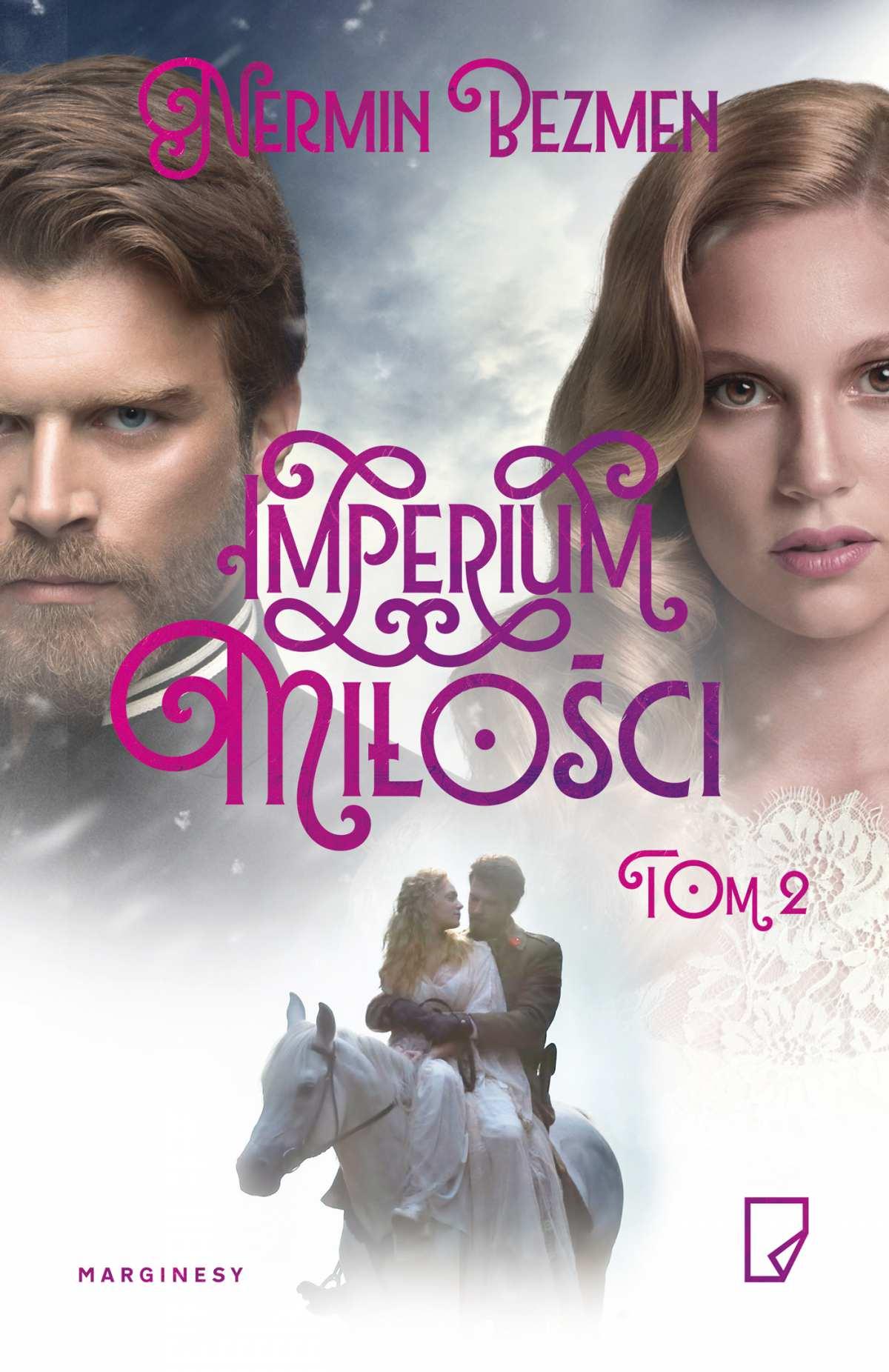 Imperium miłości - tom II - Ebook (Książka na Kindle) do pobrania w formacie MOBI