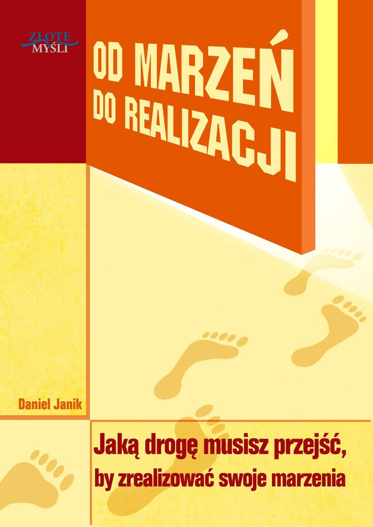 Od marzeń do realizacji - Audiobook (Książka audio MP3) do pobrania w całości w archiwum ZIP