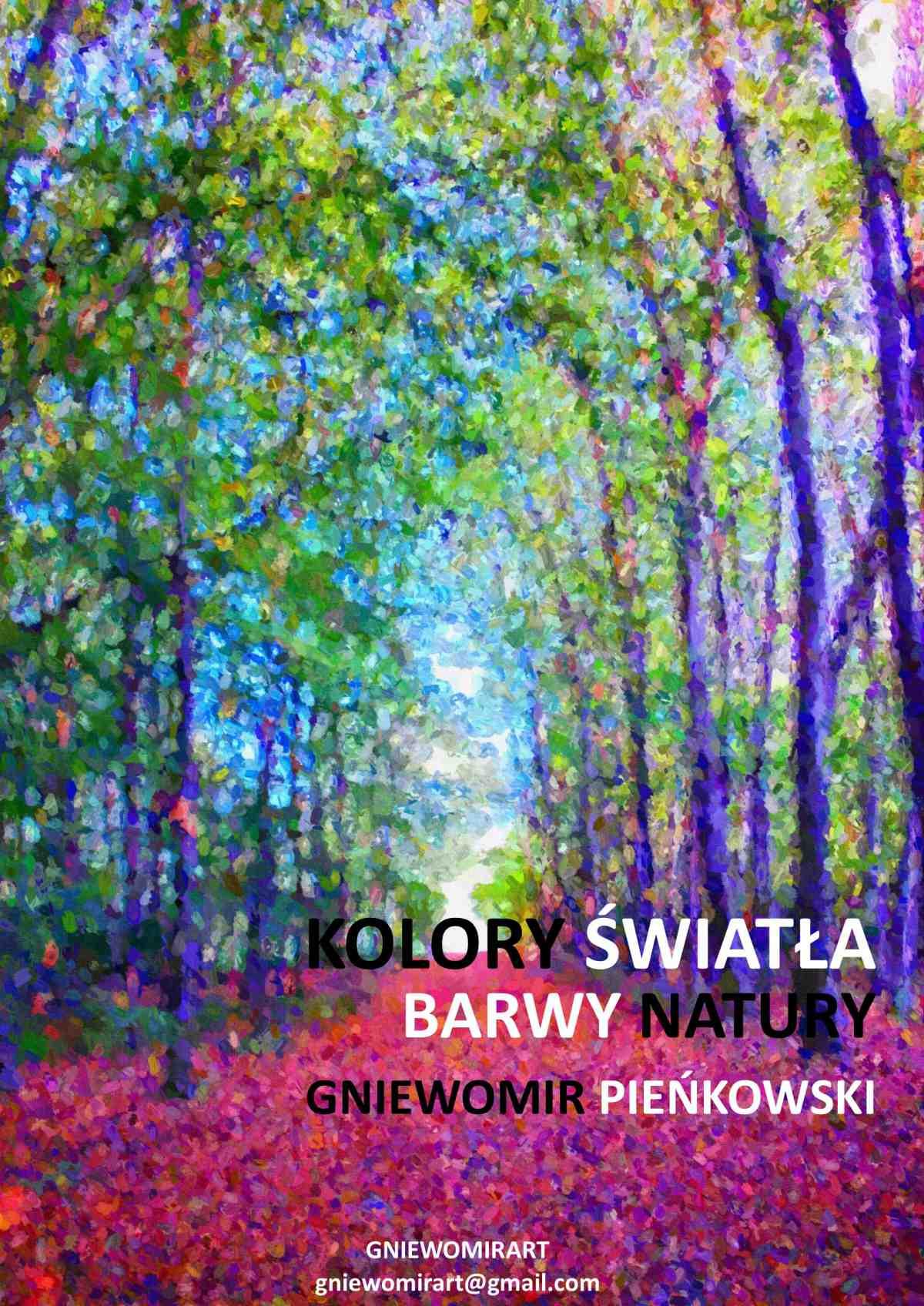 Kolory światła. Barwy natury Seria: Pointylizm. Tom 2 - Ebook (Książka PDF) do pobrania w formacie PDF