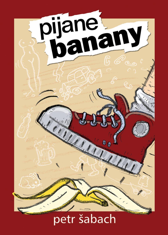 Pijane banany - Ebook (Książka na Kindle) do pobrania w formacie MOBI