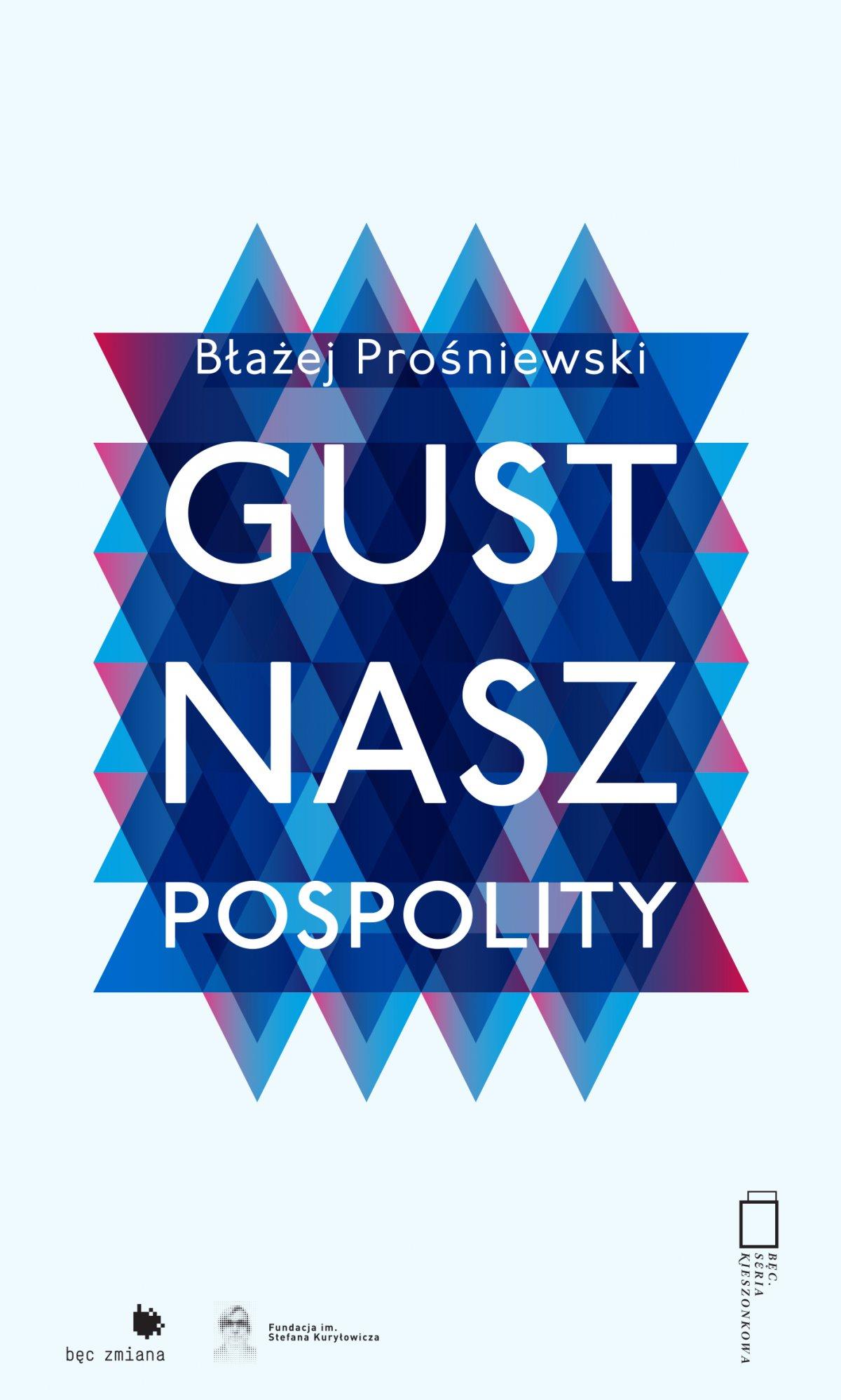 Gust nasz pospolity - Ebook (Książka EPUB) do pobrania w formacie EPUB