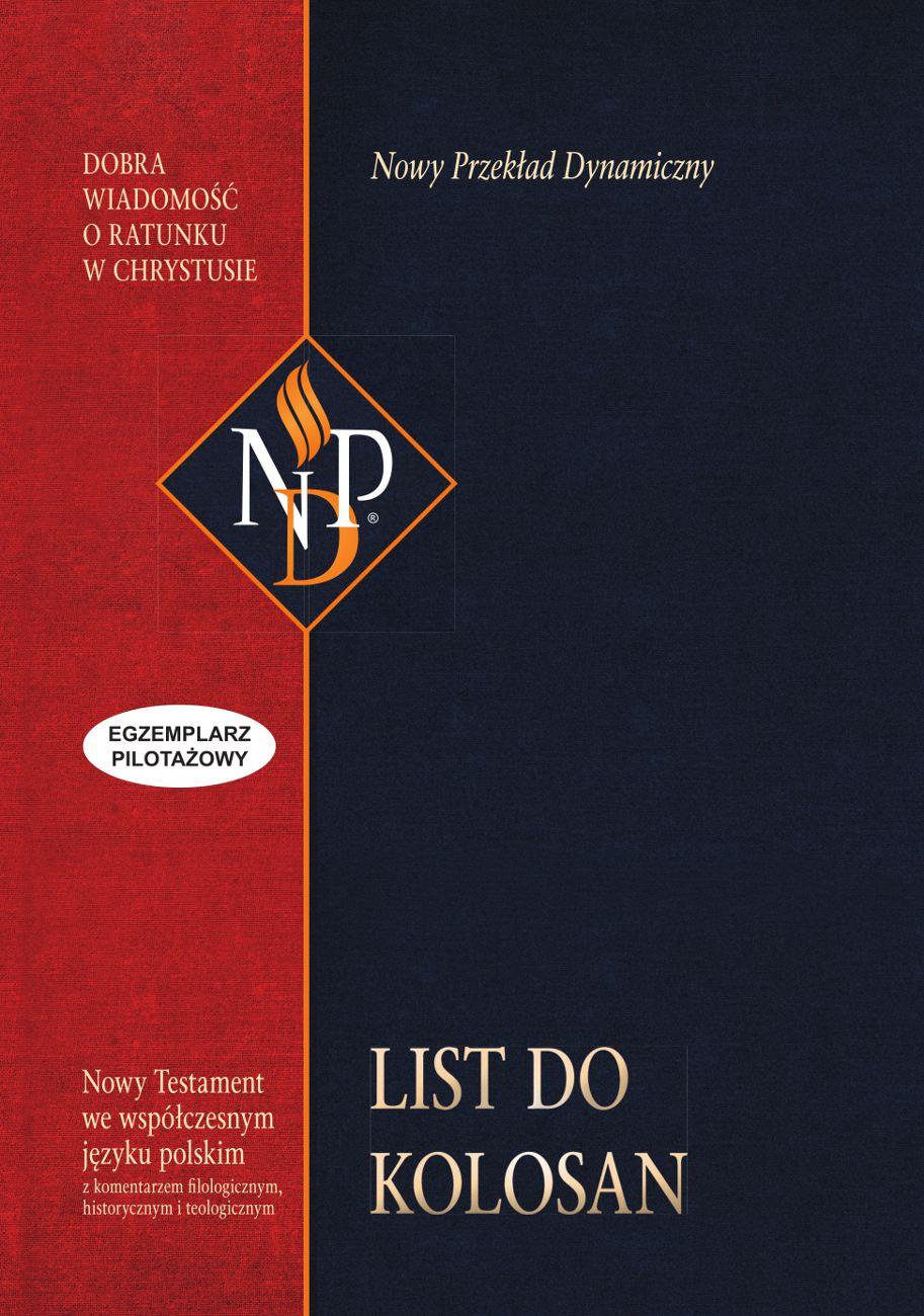 List do Kolosan (NPD) - Ebook (Książka EPUB) do pobrania w formacie EPUB