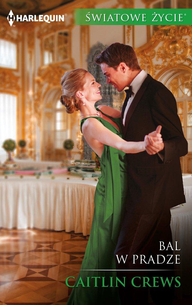 Bal w Pradze - Ebook (Książka EPUB) do pobrania w formacie EPUB