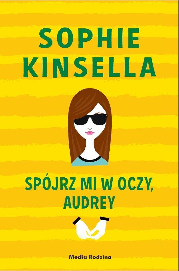 Spójrz mi w oczy, Audrey - Ebook (Książka na Kindle) do pobrania w formacie MOBI