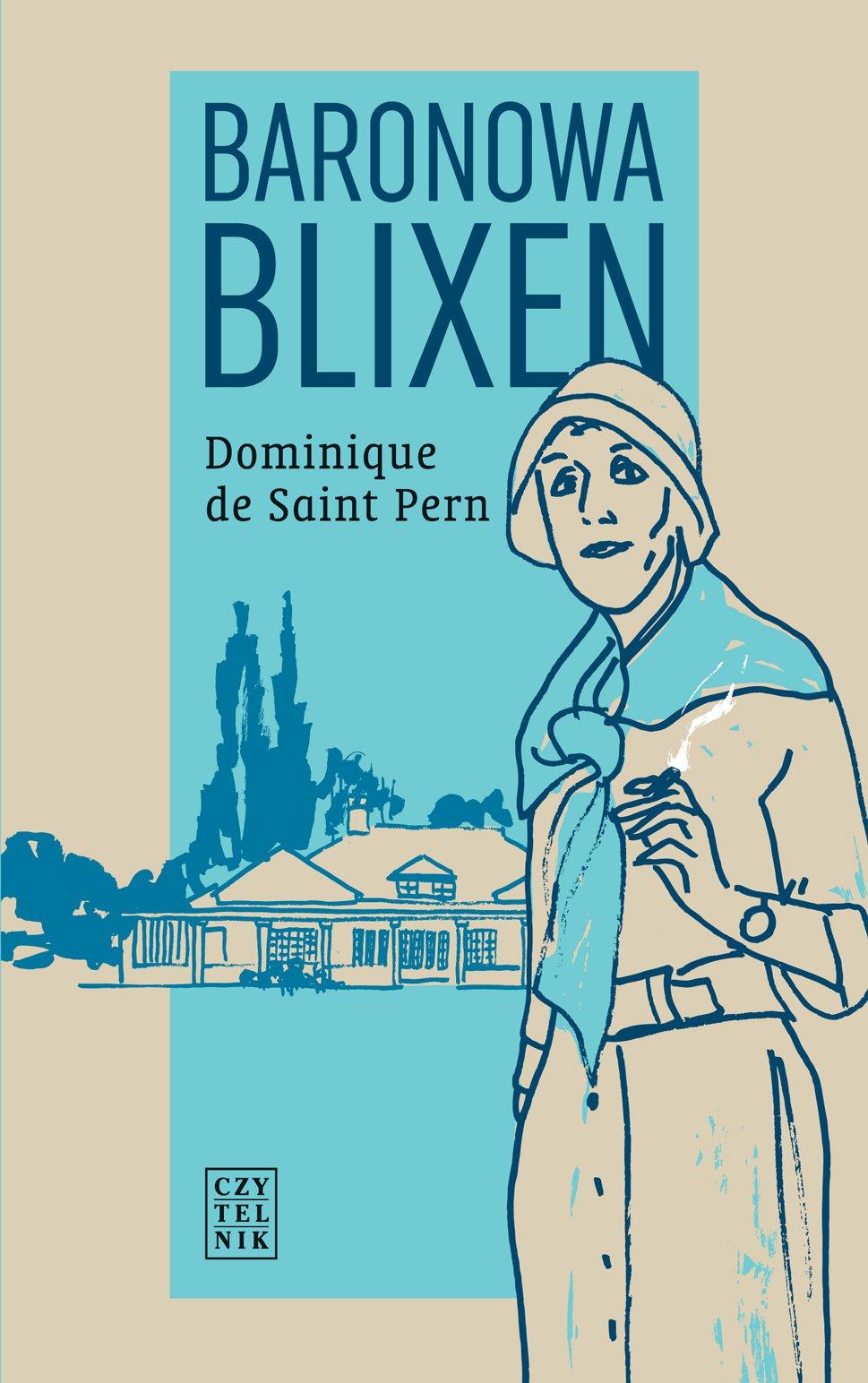 Baronowa Blixen - Ebook (Książka na Kindle) do pobrania w formacie MOBI