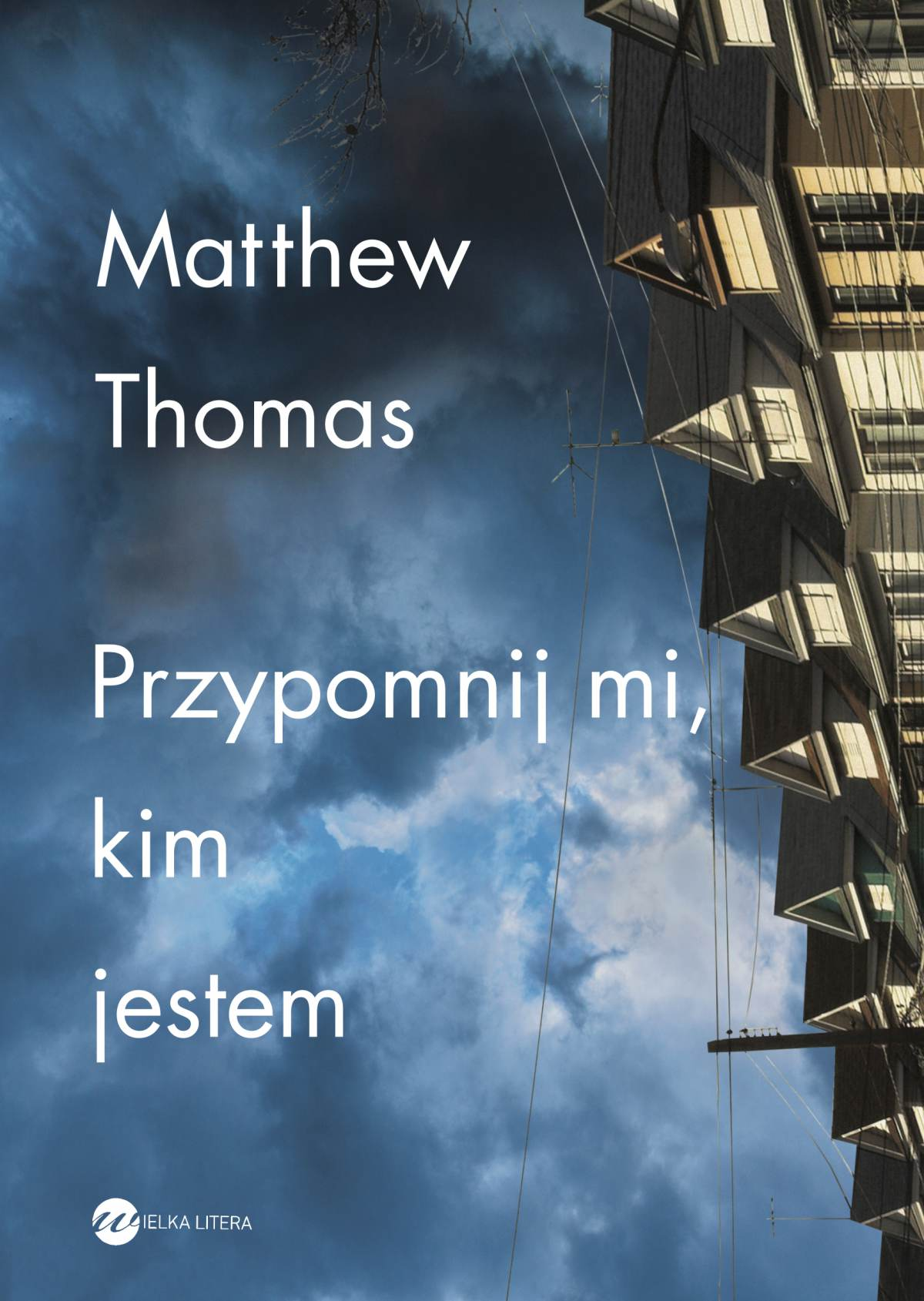 Przypomnij mi,kim jestem - Matthew Thomas