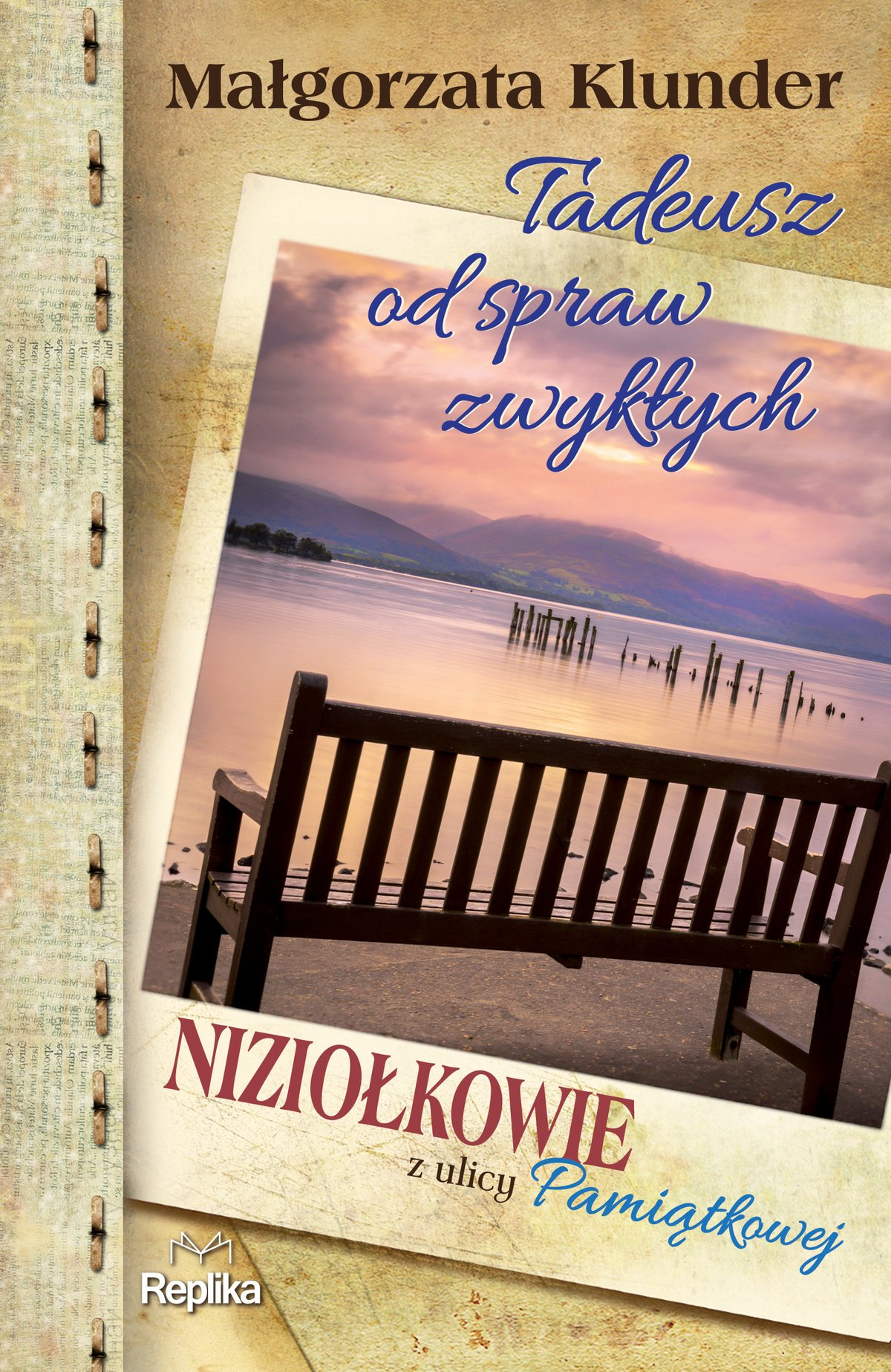 Tadeusz od spraw zwykłych - Ebook (Książka EPUB) do pobrania w formacie EPUB