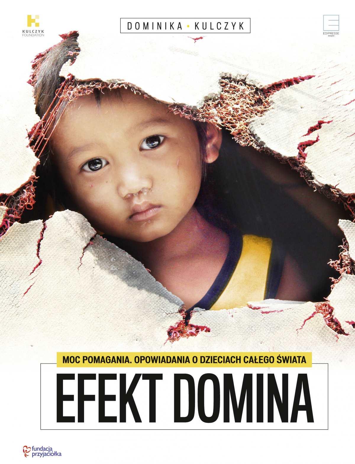 Efekt Domina - Ebook (Książka EPUB) do pobrania w formacie EPUB