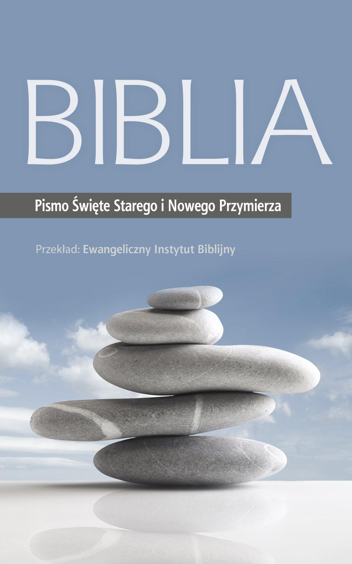 Biblia: Pismo Święte Starego i Nowego Przymierza - Ebook (Książka EPUB) do pobrania w formacie EPUB