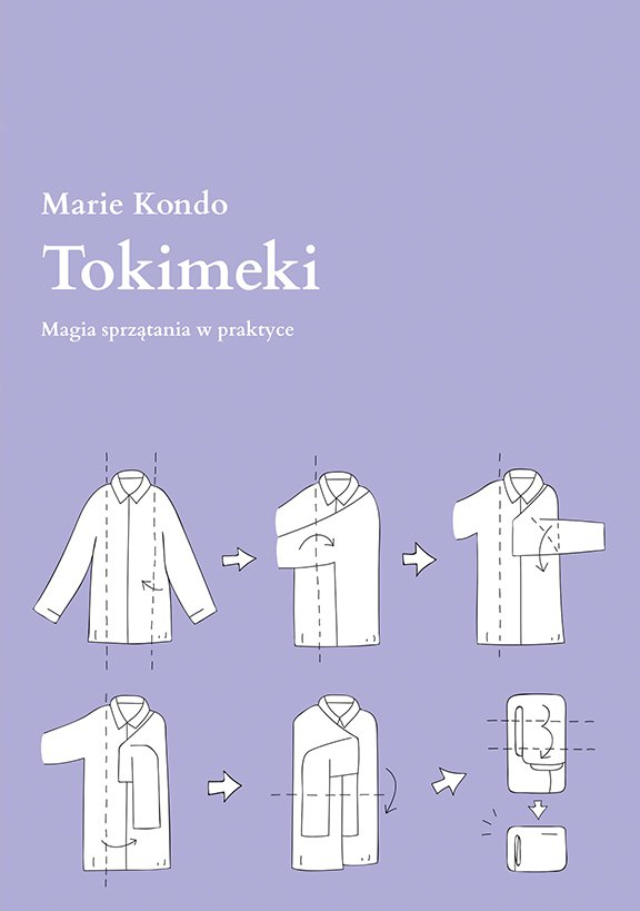 Tokimeki. Magia sprzątania w praktyce - Ebook (Książka na Kindle) do pobrania w formacie MOBI