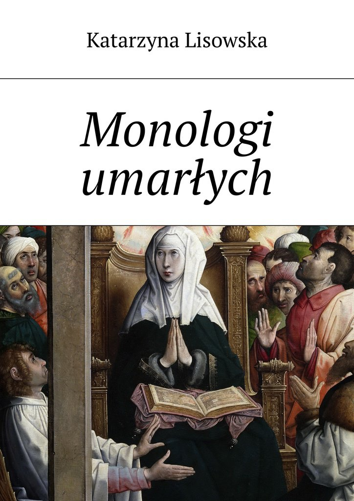 Monologi umarłych - Ebook (Książka EPUB) do pobrania w formacie EPUB