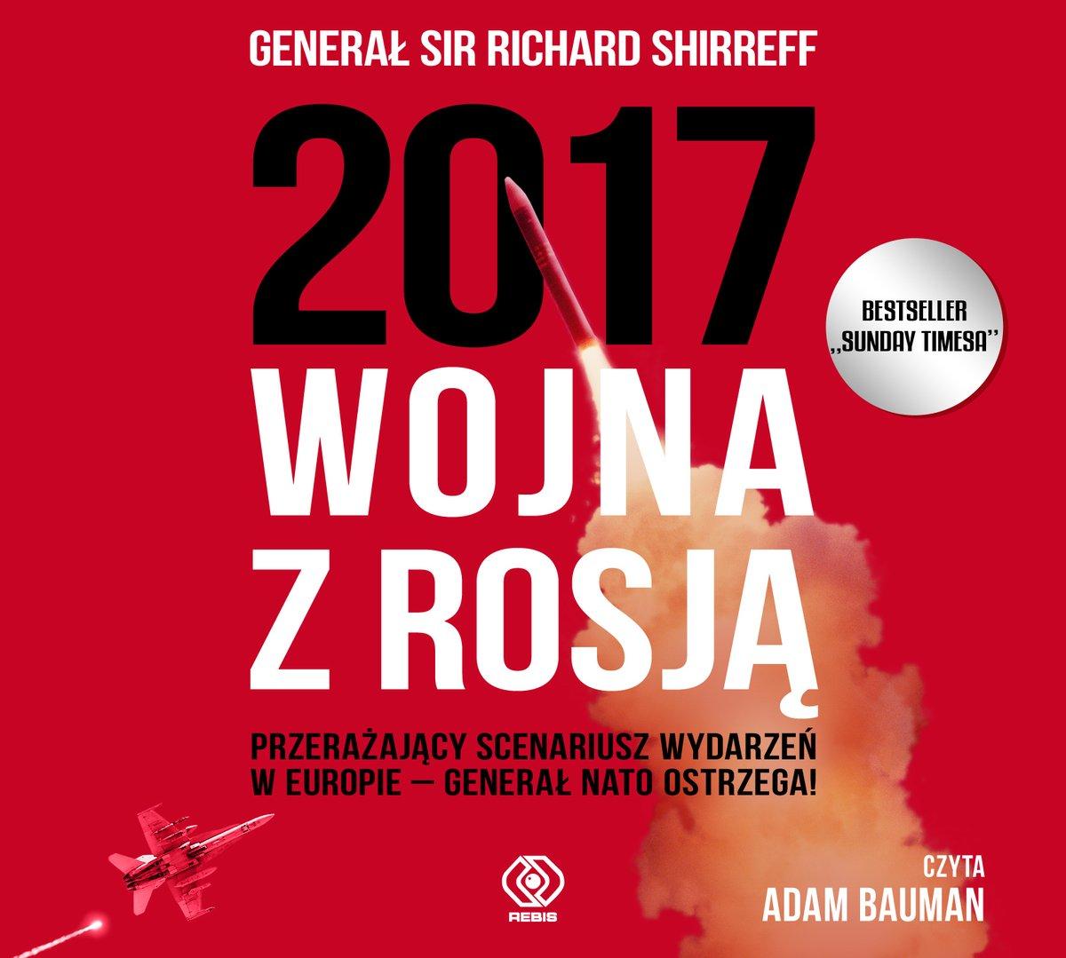 2017: Wojna z Rosją - Audiobook (Książka audio MP3) do pobrania w całości w archiwum ZIP