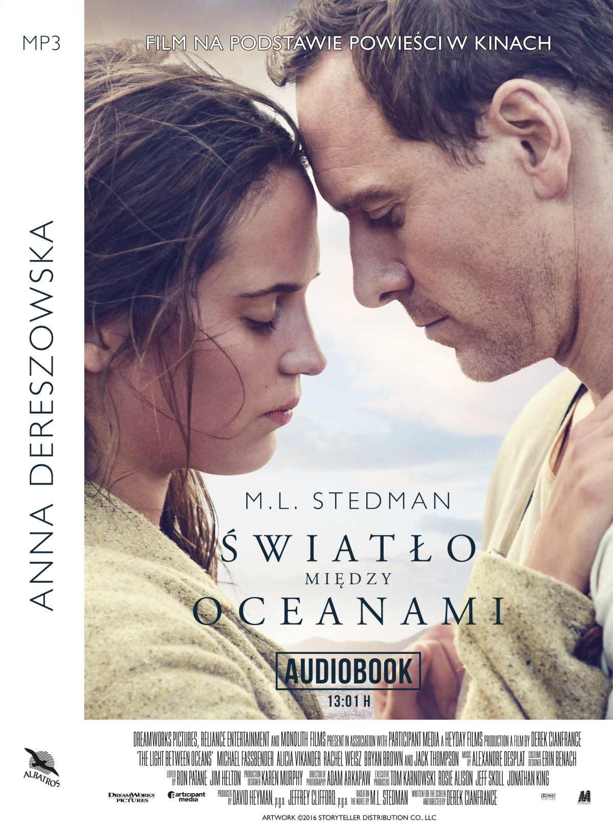 Światło między oceanami - Audiobook (Książka audio MP3) do pobrania w całości w archiwum ZIP