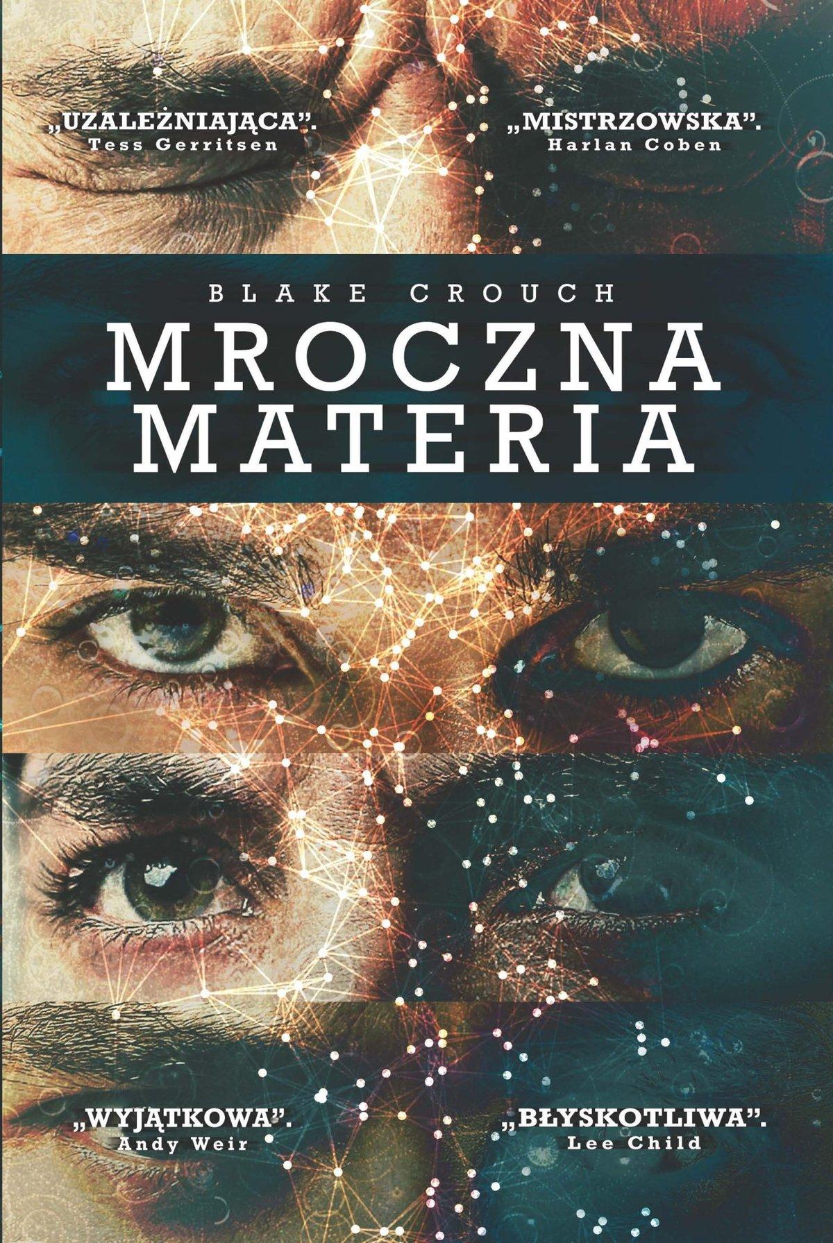 Mroczna materia - Ebook (Książka EPUB) do pobrania w formacie EPUB