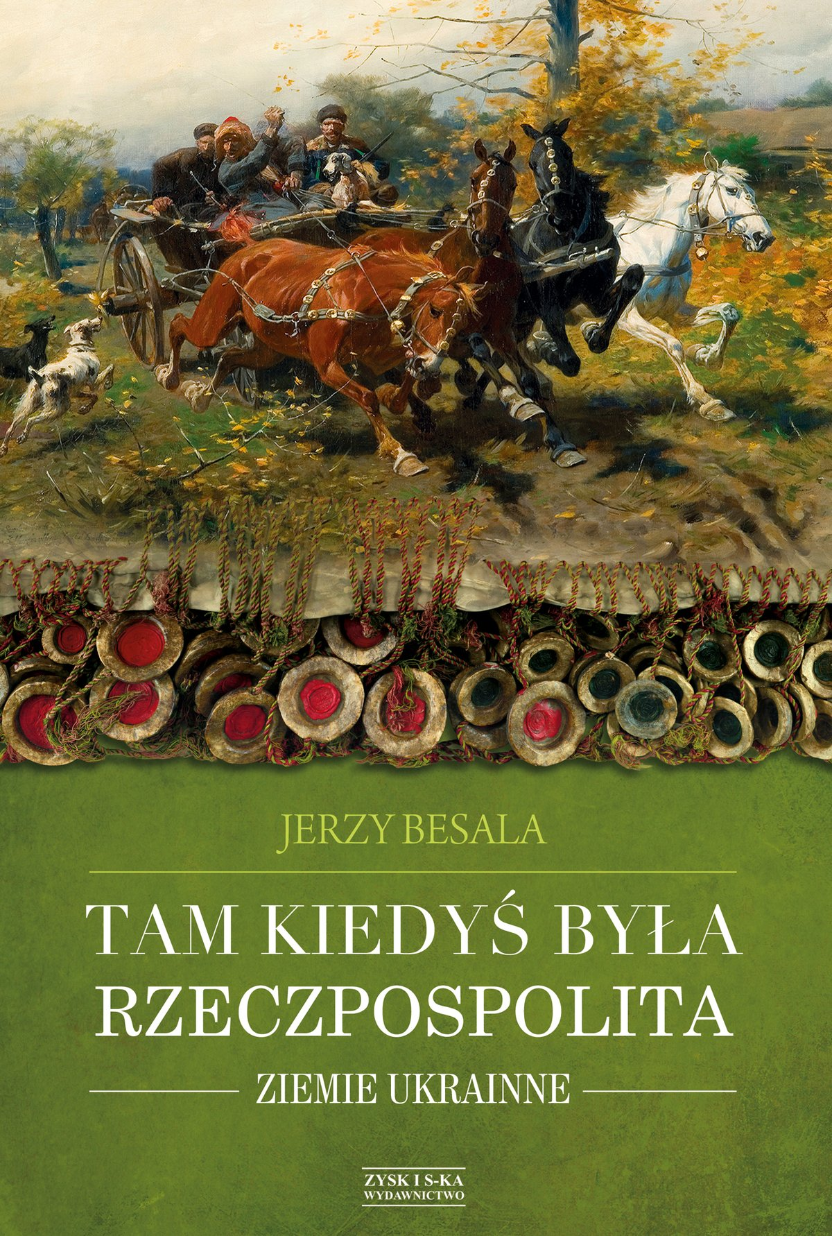 Tam kiedyś była Rzeczpospolita. Ziemie ukrainne - Ebook (Książka EPUB) do pobrania w formacie EPUB