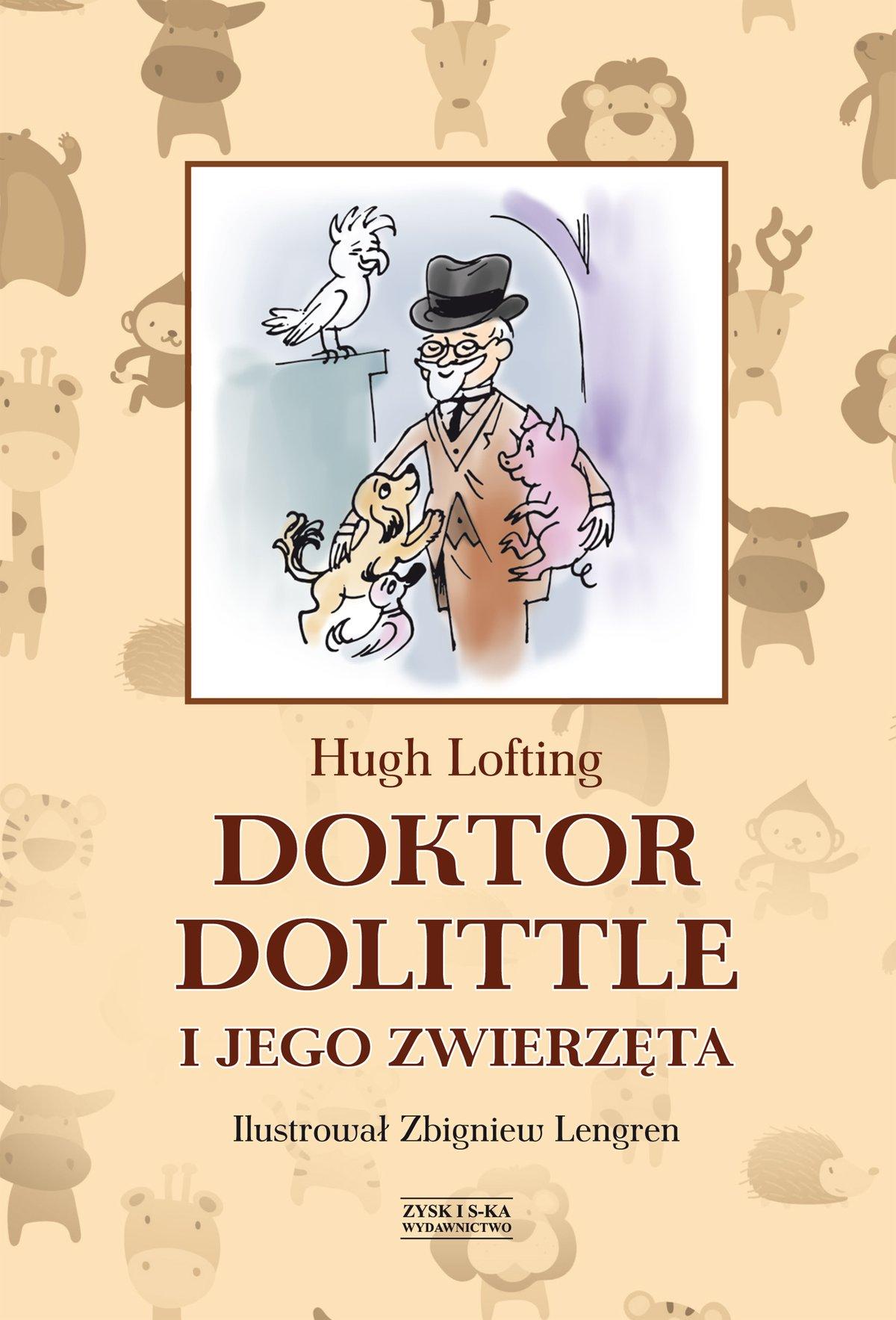 Doktor Dolittle i jego zwierzęta - Ebook (Książka na Kindle) do pobrania w formacie MOBI