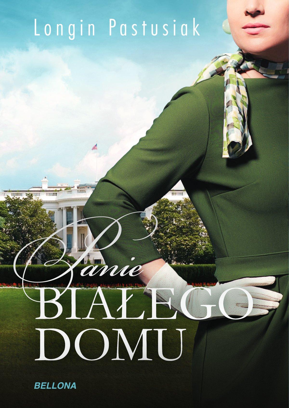 Panie Białego Domu - Ebook (Książka na Kindle) do pobrania w formacie MOBI