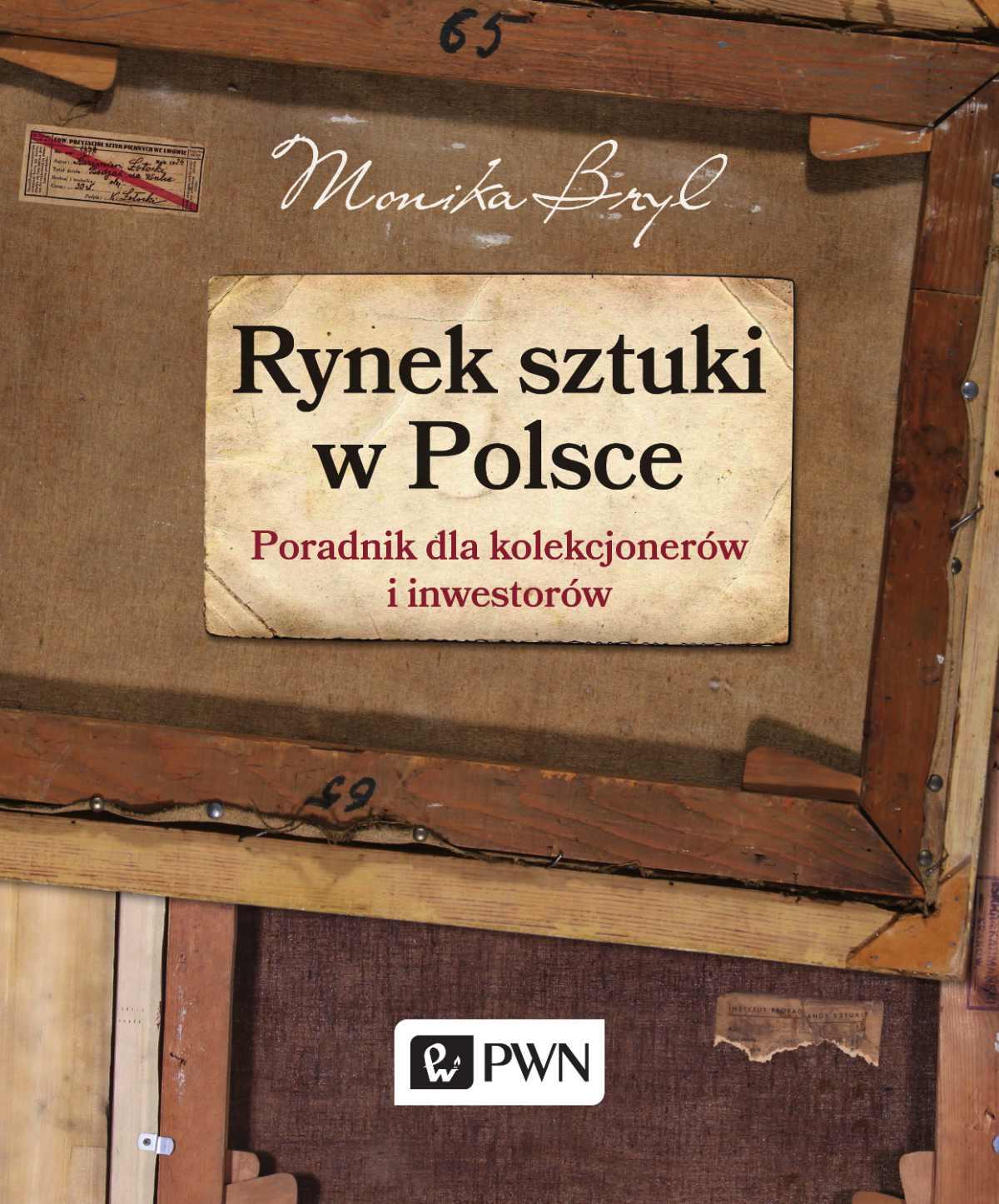 Rynek sztuki w Polsce - Ebook (Książka EPUB) do pobrania w formacie EPUB
