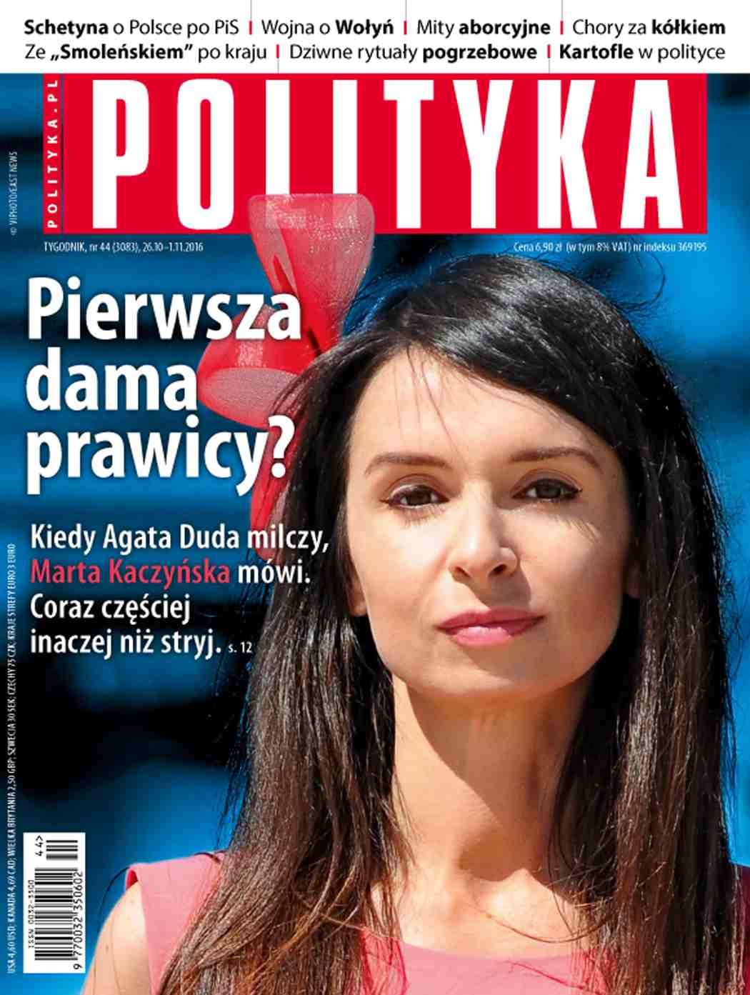 Polityka nr 44/2016 - Ebook (Książka PDF) do pobrania w formacie PDF