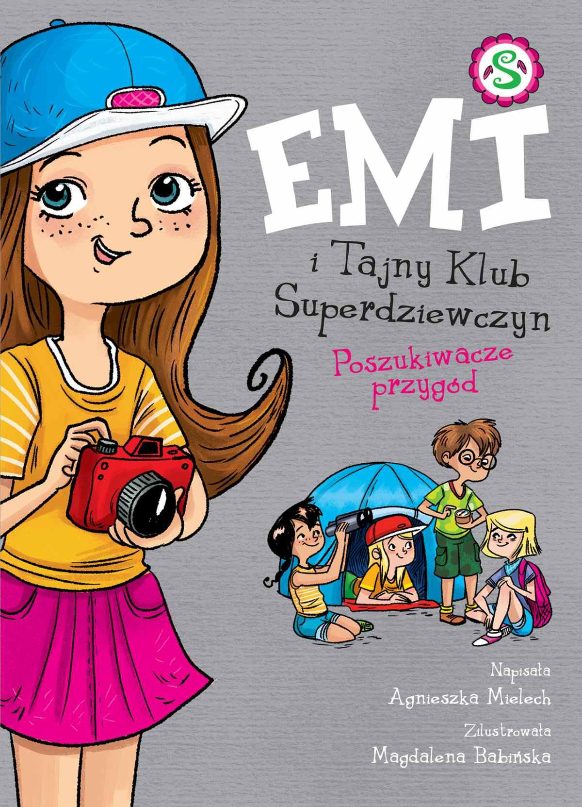 Emi i Tajny Klub Superdziewczyn. Poszukiwacze przygód - Ebook (Książka na Kindle) do pobrania w formacie MOBI