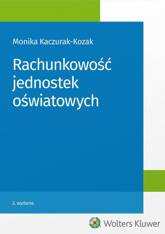 Rachunkowość jednostek oświatowych - Ebook (Książka PDF) do pobrania w formacie PDF