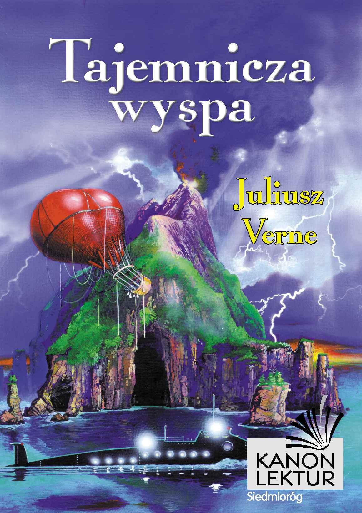 Tajemnicza Wyspa - Ebook (Książka EPUB) do pobrania w formacie EPUB