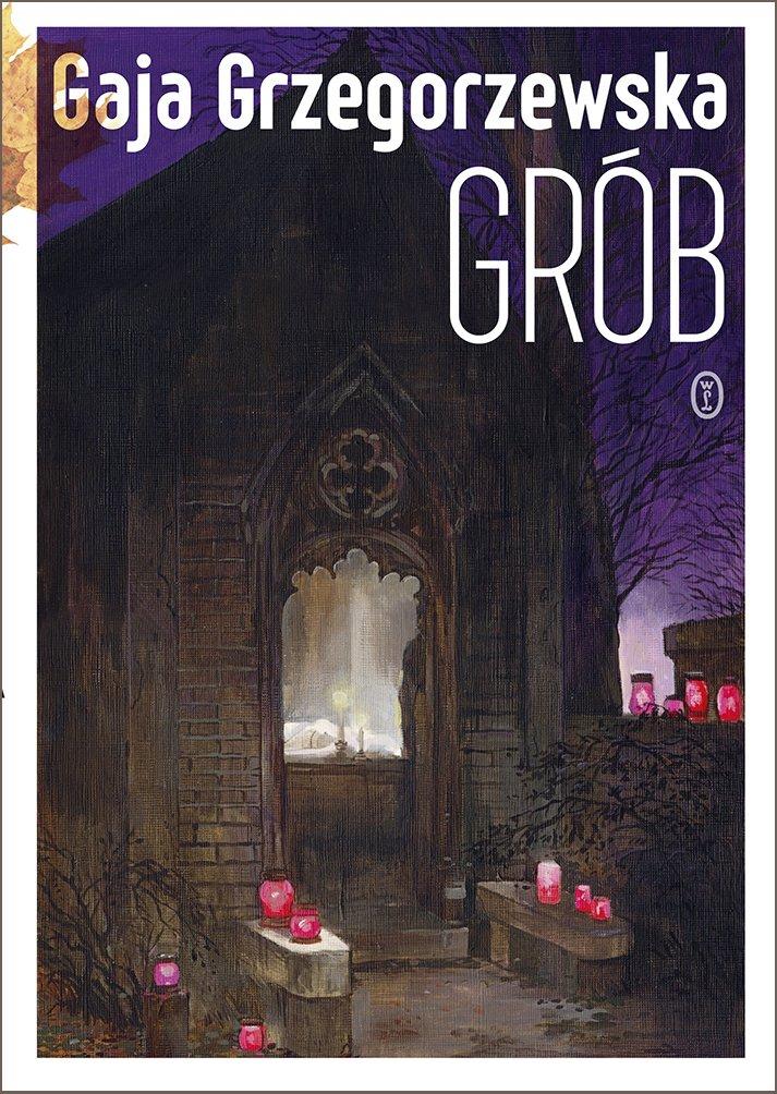Grób - Ebook (Książka EPUB) do pobrania w formacie EPUB