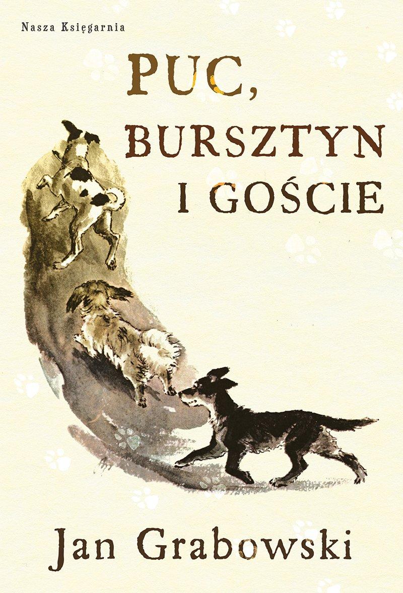Puc Bursztyn i goście - Ebook (Książka na Kindle) do pobrania w formacie MOBI