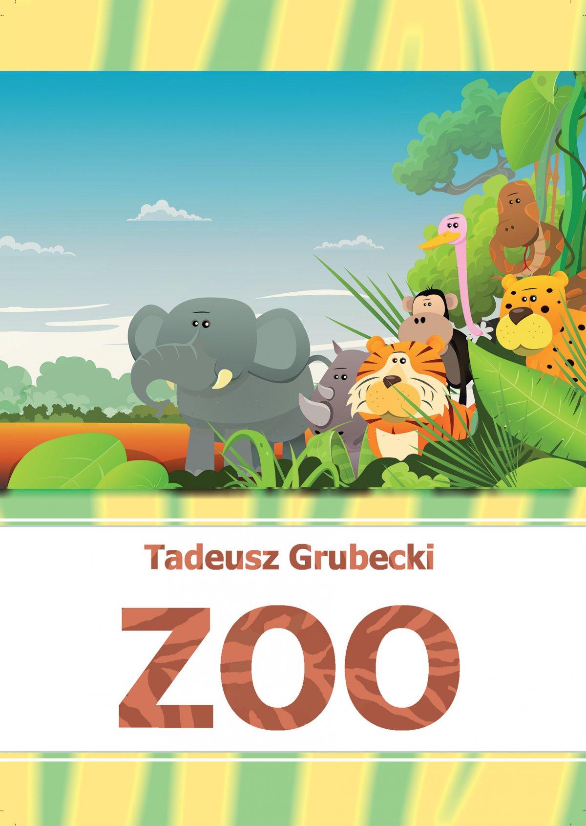 ZOO - Ebook (Książka na Kindle) do pobrania w formacie MOBI