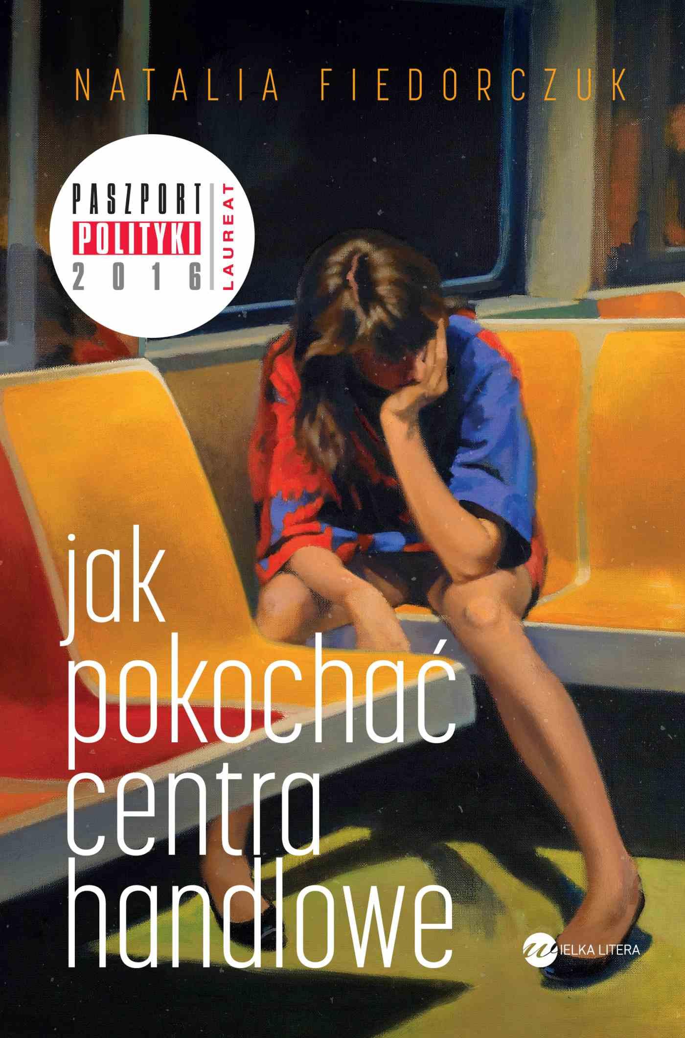 Jak pokochać centra handlowe - Ebook (Książka na Kindle) do pobrania w formacie MOBI